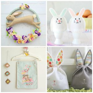 9 Free Bunny Projects to Stitch this Spring